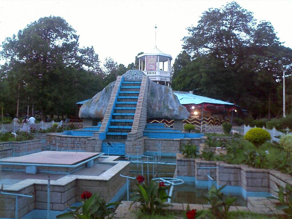 Fountain VOC Park Coimbatore