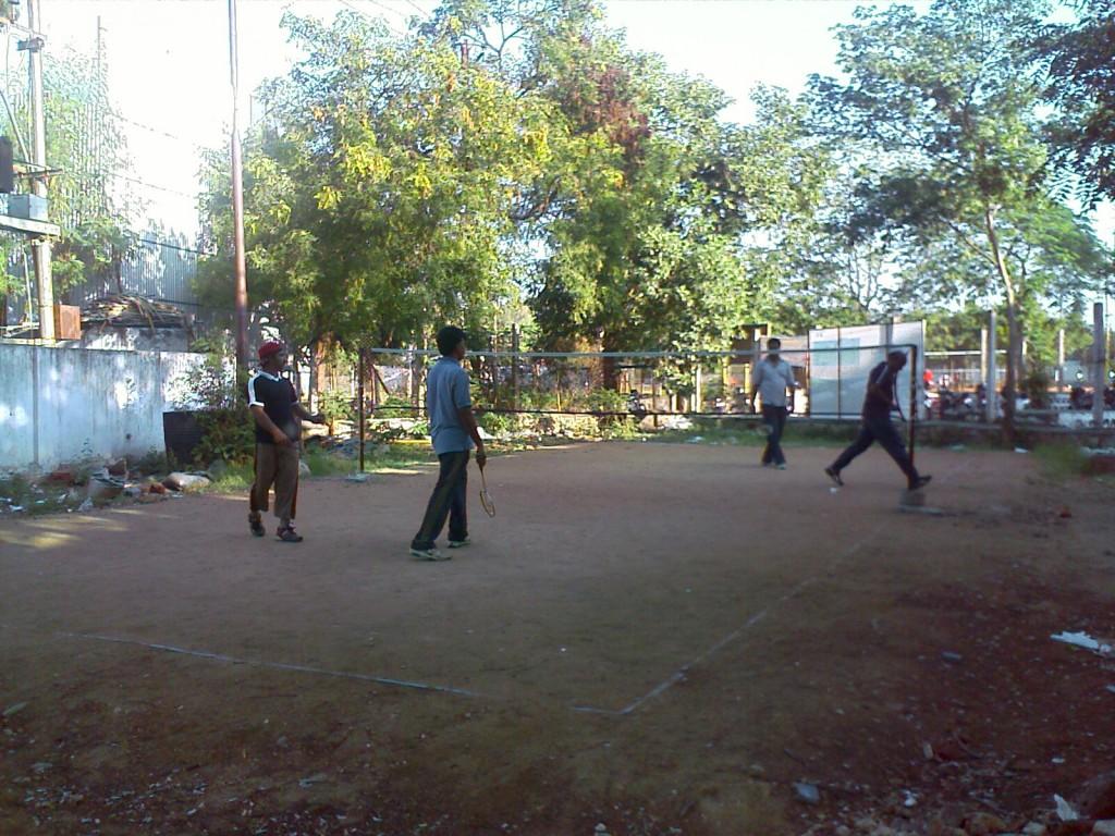 shuttle badminton nehru stadium coimbatore