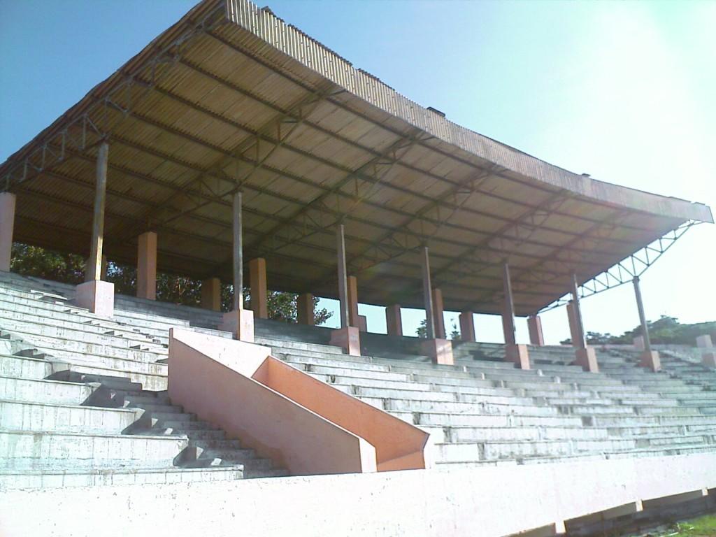 Nehru Stadium Coimbatore Gallery Close Up