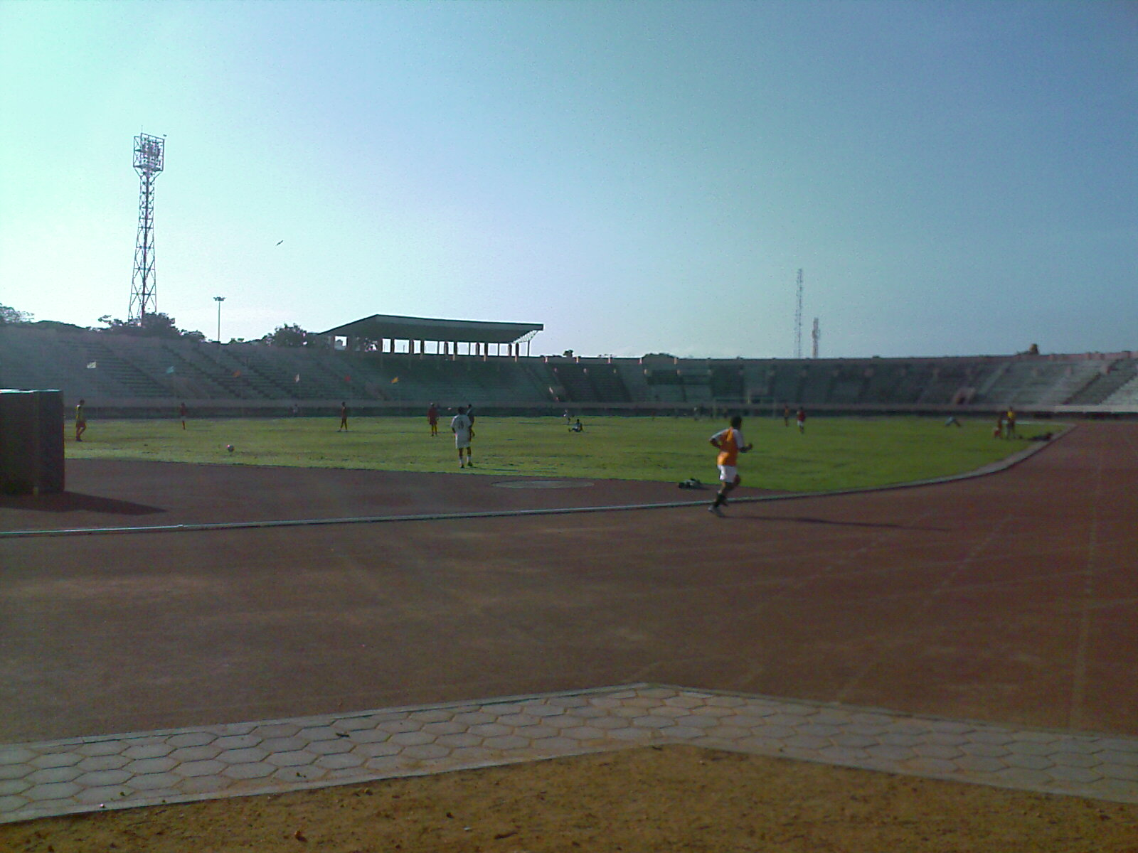 Nehru Stadium For All Sports Lovers In Coimbatore