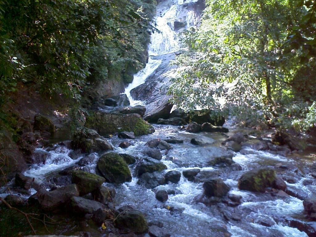 Kovai Kuttralam Falls First Glimpse