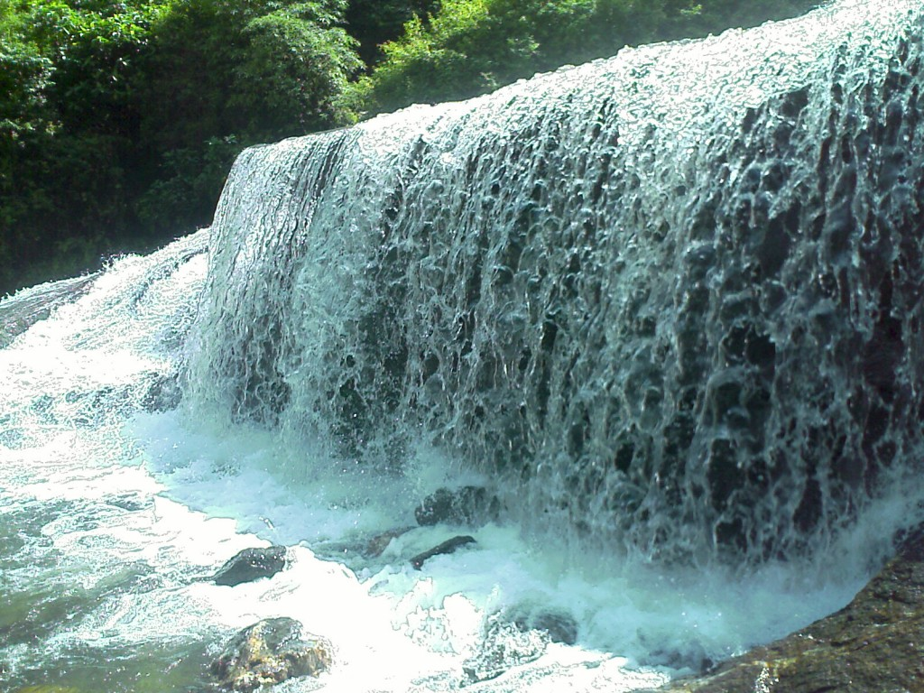 why not generate electricity using water falls