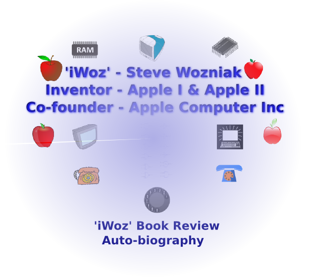 iwoz steve wozniak book review