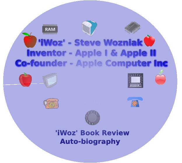 iwoz steve wozniak book review