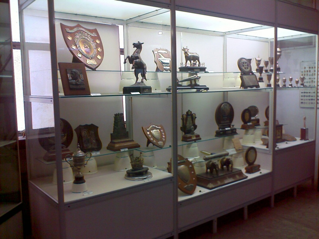 Awards received by G D Naidu , his company and GD Naidu museum