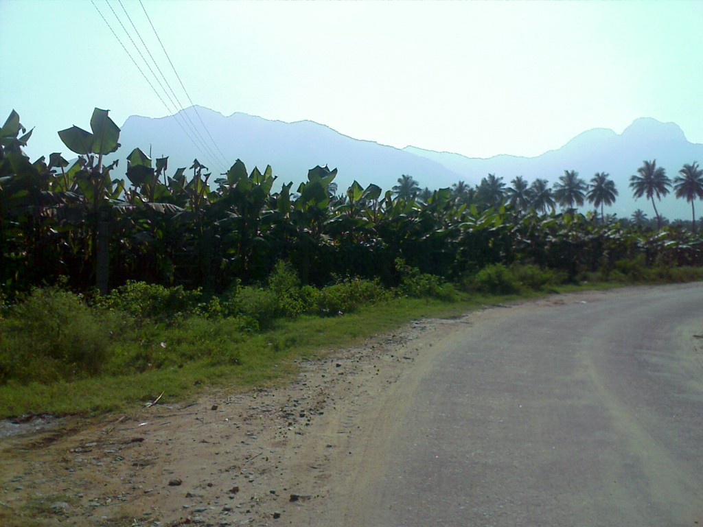 Palamalai, A small hill in coimbatore