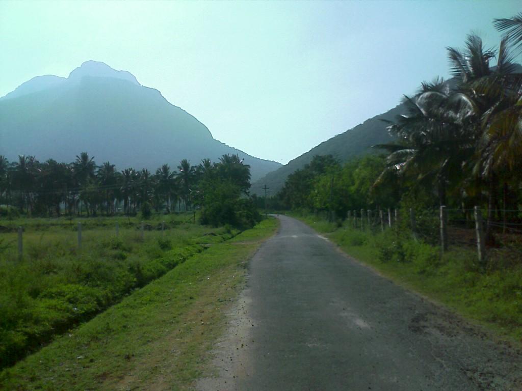 On the way to Palamalai, small hill station near coimbatore