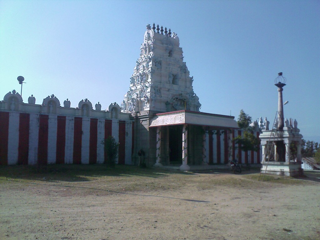Palamalai Temple - Arulmigu Palamalai Aranganadhar Thirukkovil - Perumal Temple