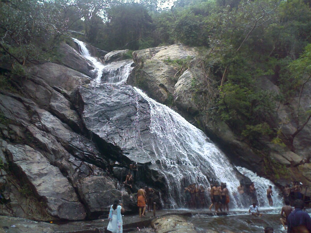 Photo of Monkey falls Pollachi Coimbatore