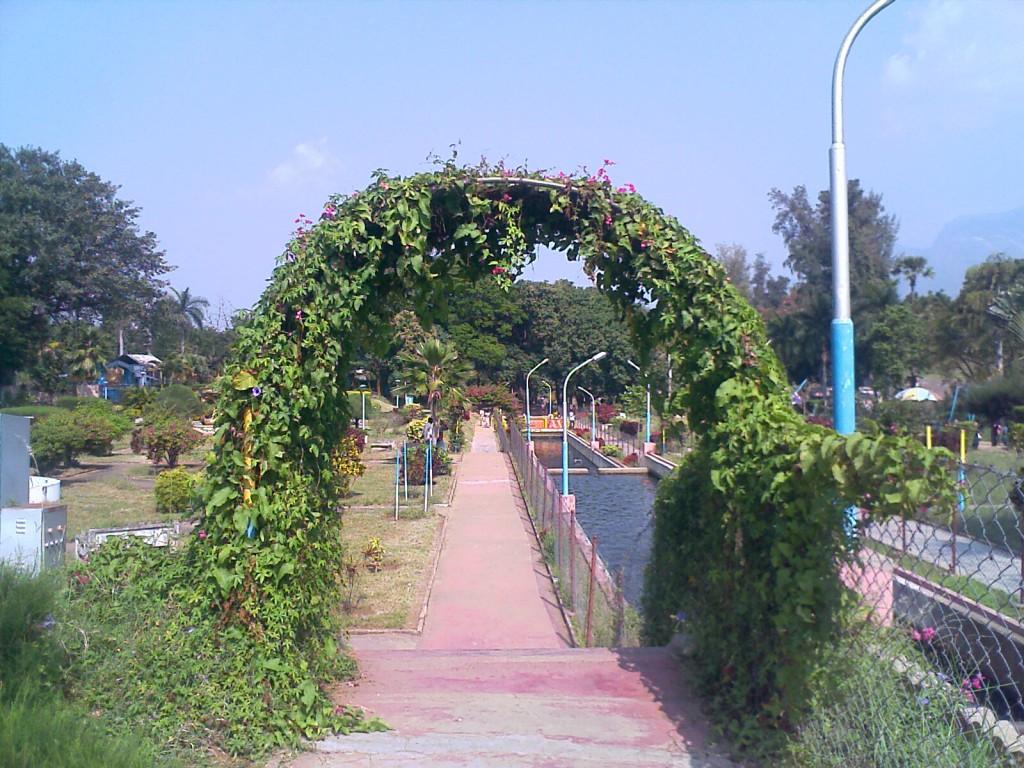 aliyar garden