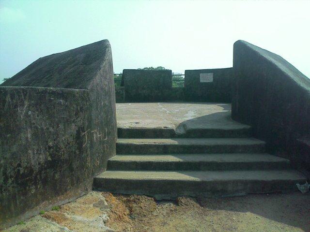 Palakkad Fort Circular Defense Fortificaitons