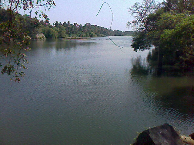 bhavani river in gobi chetty palayam and sathyamangalam in kodiveri