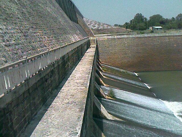 photos taken in bhavanisagar dam