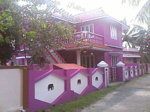 colourful house in palakkad 10