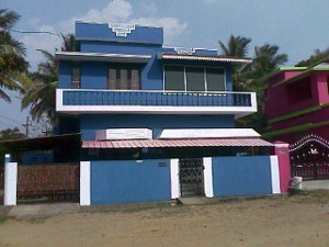 colourful house in palakkad 7