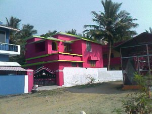 colourful house in palakkad 8
