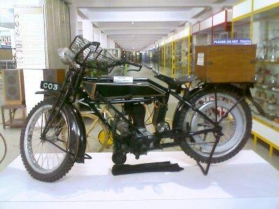 G D Naidu Museum & Industrial Exhibition Coimbatore