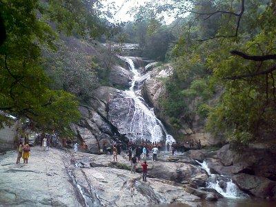 monkey falls valparai near coimbatore