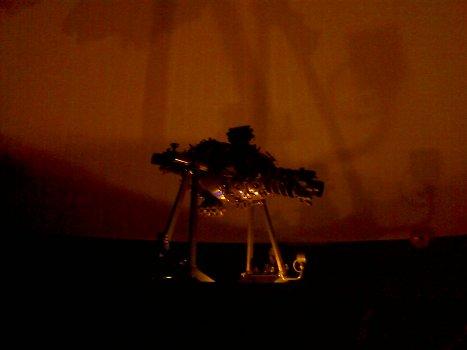 planetarium projector in b m birla planetarium chennai