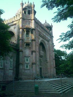 Government museum Chennai building architecture
