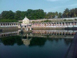 Ekambaranadhar Temple Pond
