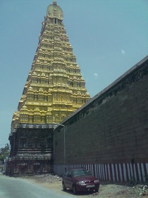 Varadaraja Perumal Temple, Kanchipuram