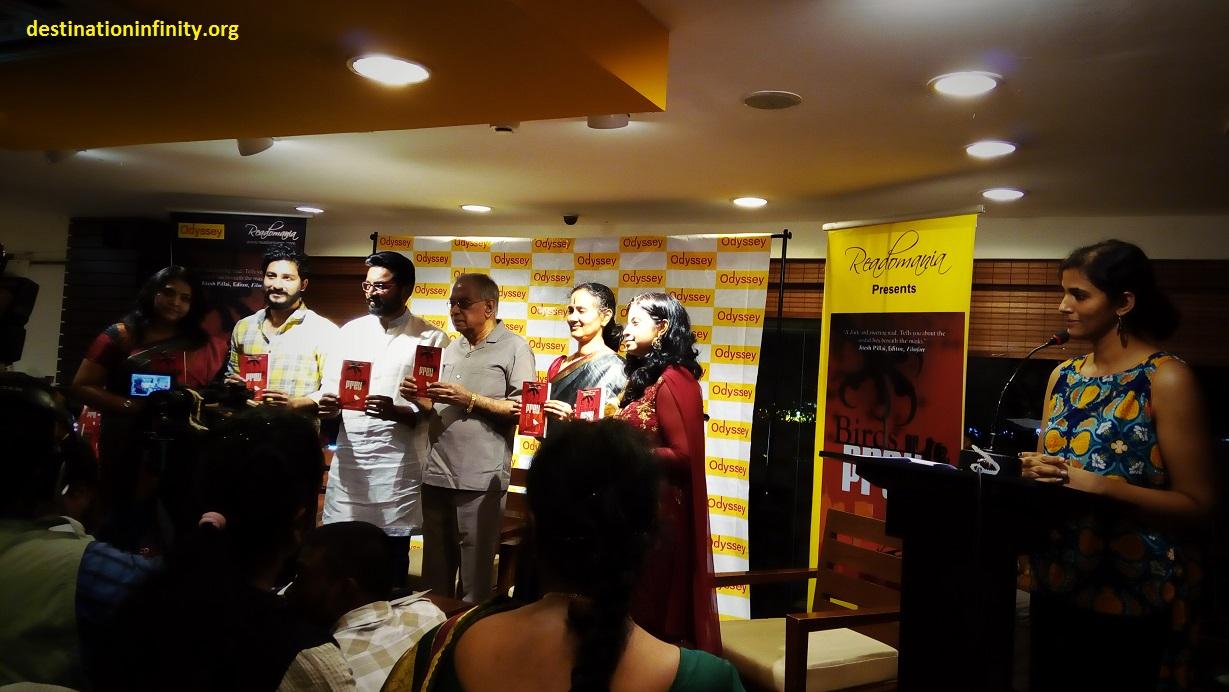 Birds-of-Prey-book-launch-odyssey-adyar-chennai